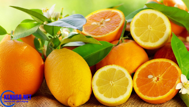 Bệnh thủy đậu kiêng gì? - Kiêng ăn trái cây chứa axit