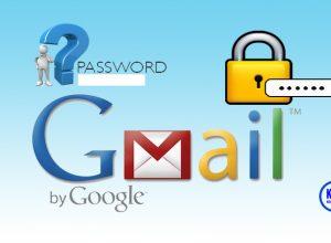 cách đổi mật khẩu gmail trên máy tính