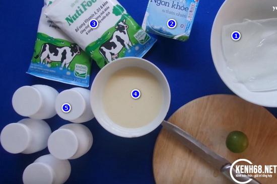 cách làm sữa chua nha đam 014