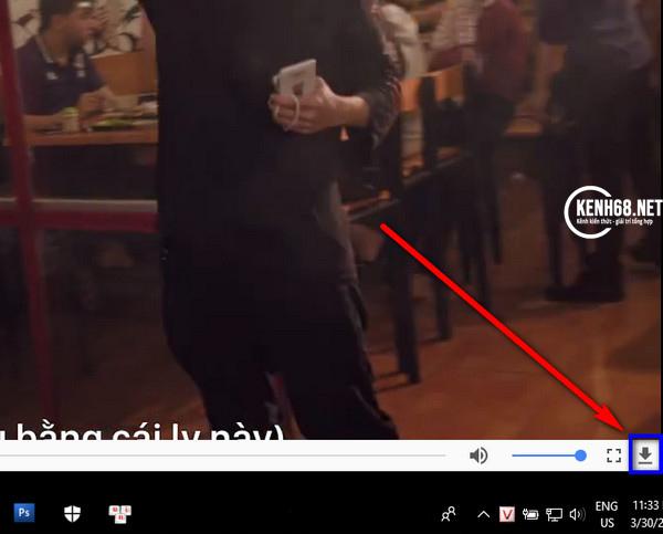 cách tải video trên facebook về máy tính 06