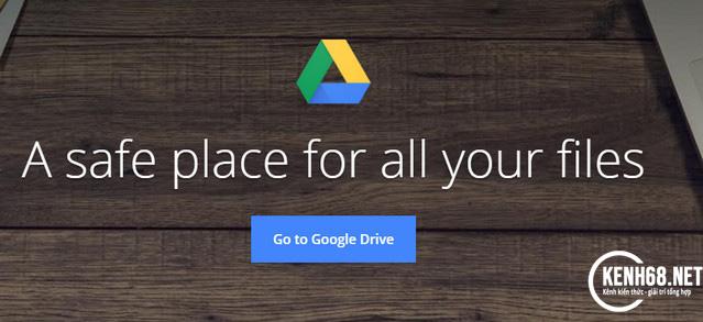 google drive là gì - cách đăng ký google drive