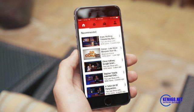cách tải video trên youtube về điện thoại