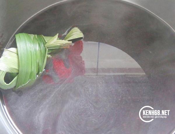 cách làm sữa chua nếp cẩm 02