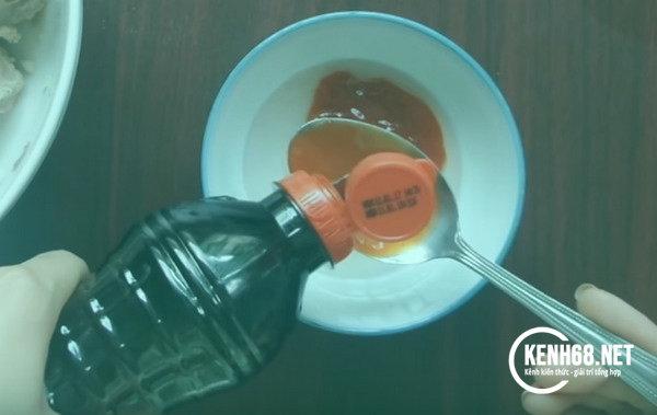 Cách làm sườn xào chua ngọt ngon 04