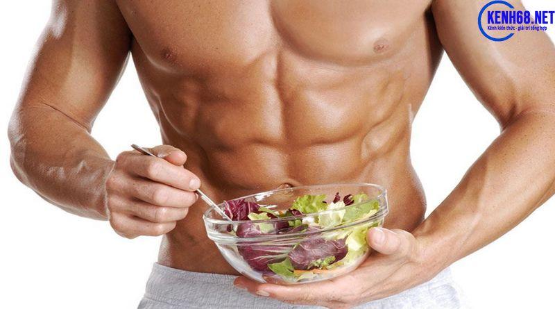 chế độ ăn cho người tập gym