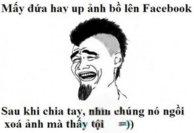 Những câu nói hài hước trên facebook 04