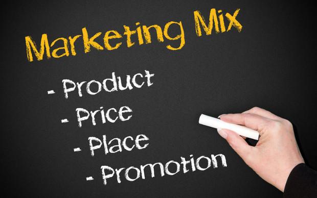 Mô hình 4p trong marketing mix là gì