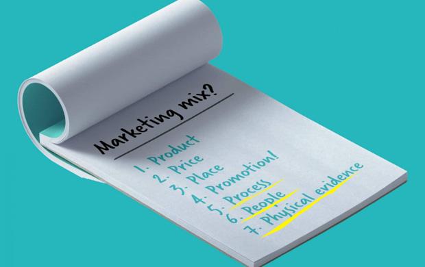 mô hình 7p trong marketing mix là gì