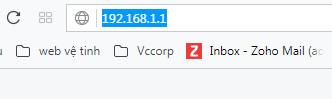 cách pass wifi vnpt - địa chỉ đăng nhập trang quản trị modem