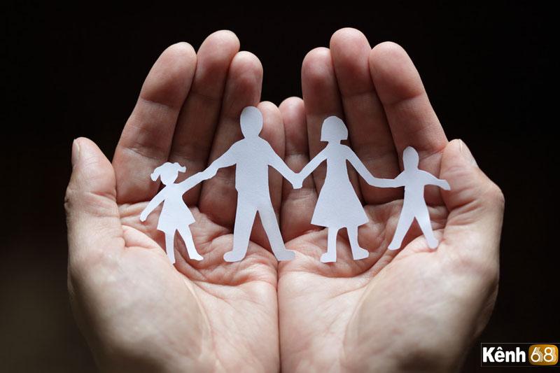 hình ảnh buồn về gia đình, vợ chồng tan vỡ 007