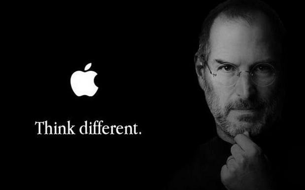 slogan hay về kinh doanh - Think different