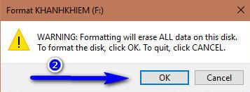 Cách tạo USB cài windows 10 02