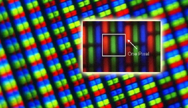pixel là gì, megapixel là gì? - Cách tính pixel