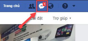 cách sử dụng inbox (ib) trong facebook 01