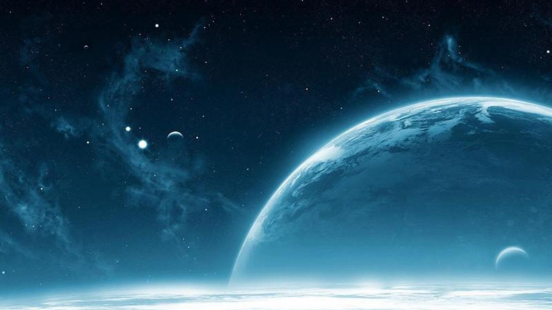 Hình nền vũ trụ đẹp huyền ảo 01