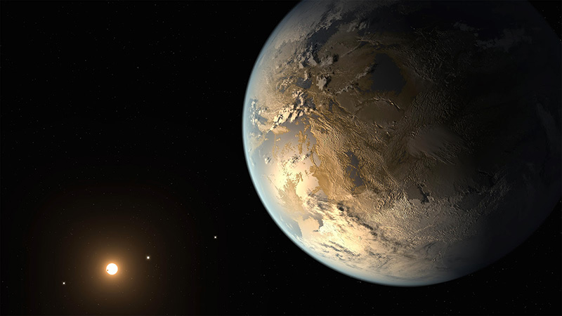 Hình nền vũ trụ đẹp huyền ảo 09