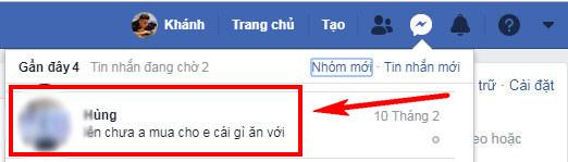cách sử dụng inbox trong facebook, zalo