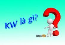 kw là gì