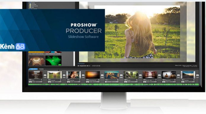 hướng dẫn sử dụng proshow producer để làm video