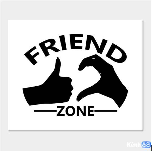 biểu tượng friendzone là gì