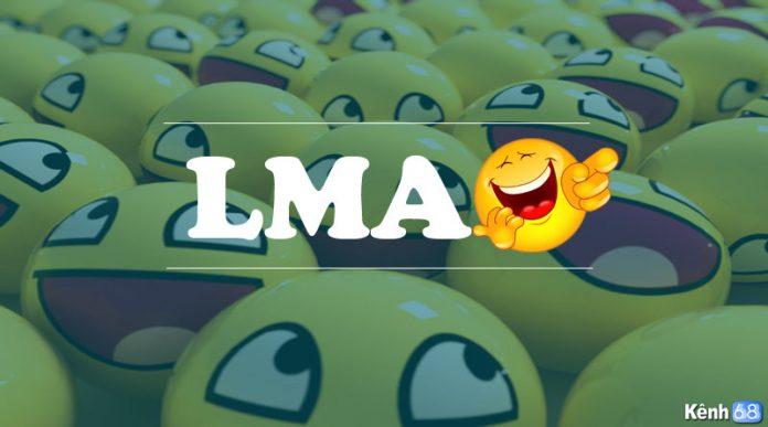 ý nghĩa của lmao là gì