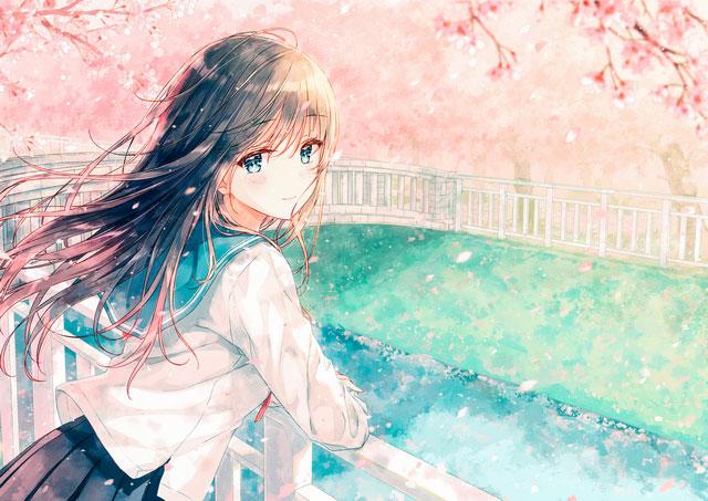 hình ảnh anime buồn - anime là gì- hình ảnh buồn