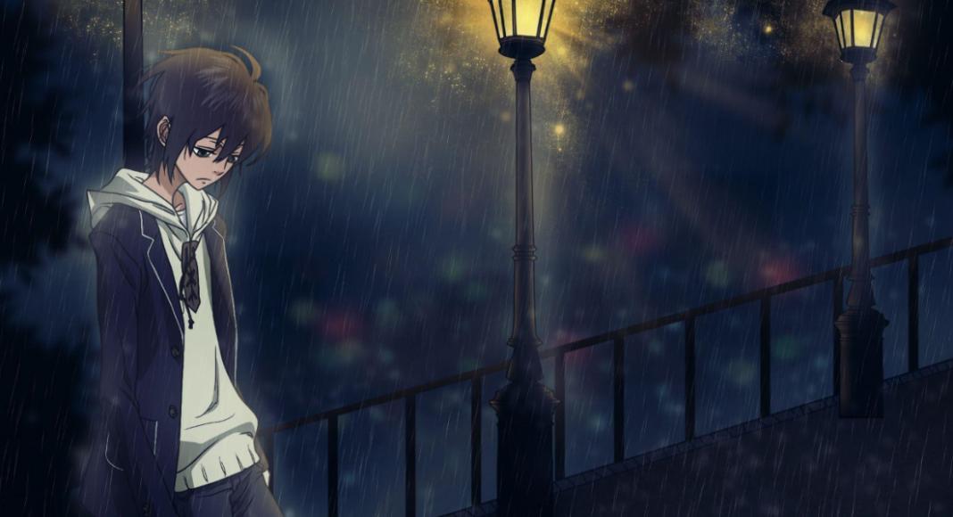 ảnh anime boy buồn thất tình