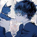 hình ảnh anime boy buồn nhất 27