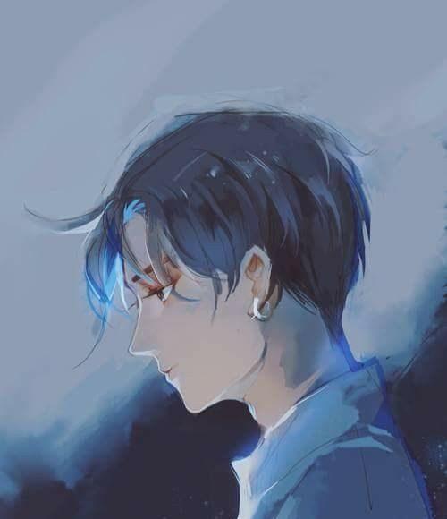 hình ảnh anime boy buồn nhất 36