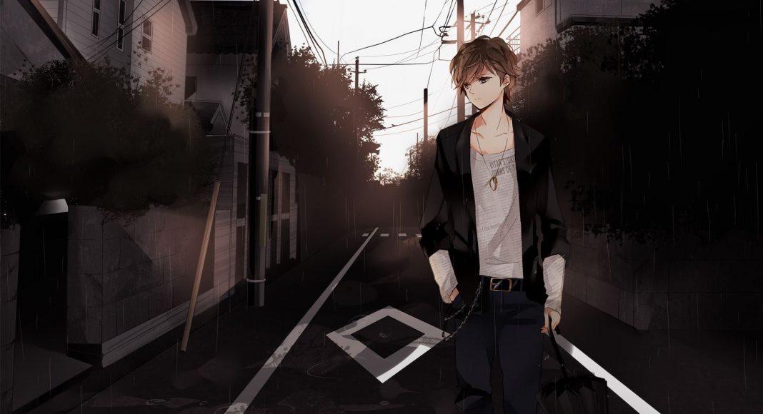 hình ảnh anime boy buồn nhất 10