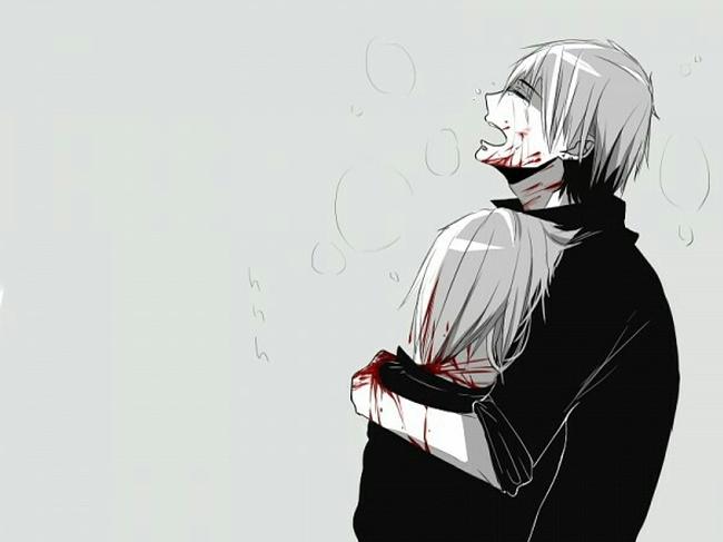 hình ảnh anime boy buồn nhất 11