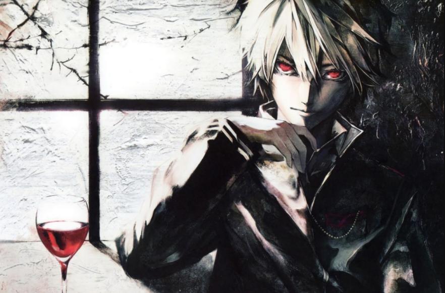hình ảnh anime boy buồn nhất 13