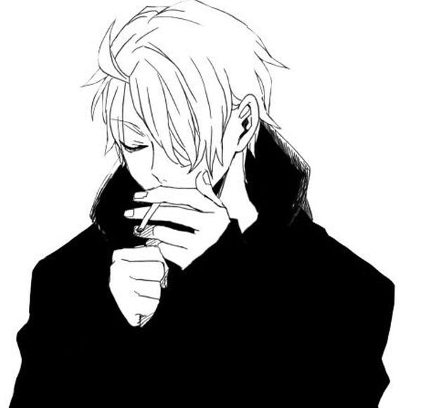 hình ảnh anime boy buồn nhất 15