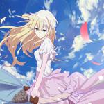 ảnh anime girl buồn chán