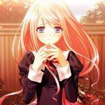 hình ảnh anime girl buồn, khóc 25