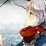 hình ảnh anime girl buồn, khóc 26