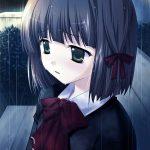 hình ảnh anime girl buồn, khóc 28