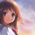 hình ảnh anime girl buồn, khóc 34