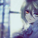 hình ảnh anime girl buồn, khóc 36