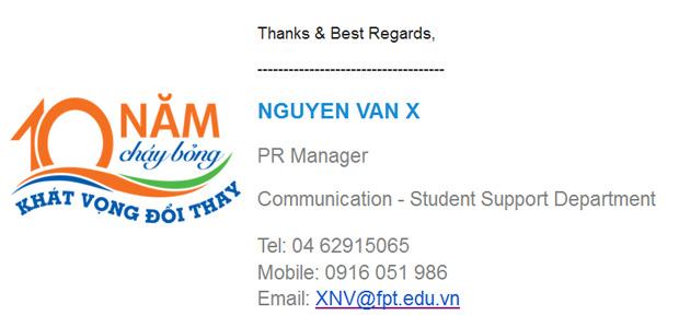 mẫu chữ ký gmai chuyên nghiệp 004