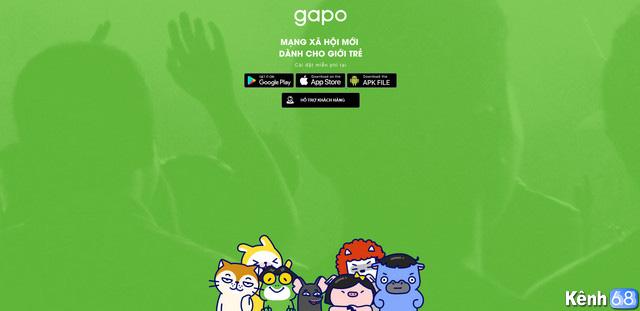 Mạng xã hội Gapo là gì?