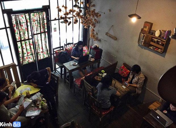 Bạc xỉu ngon tại Hà Nội - Bao cấp Cafe