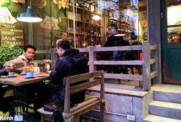 Cộng cafe Hoàng cầu - Địa chỉ bạc xỉu ngon tại hà nội