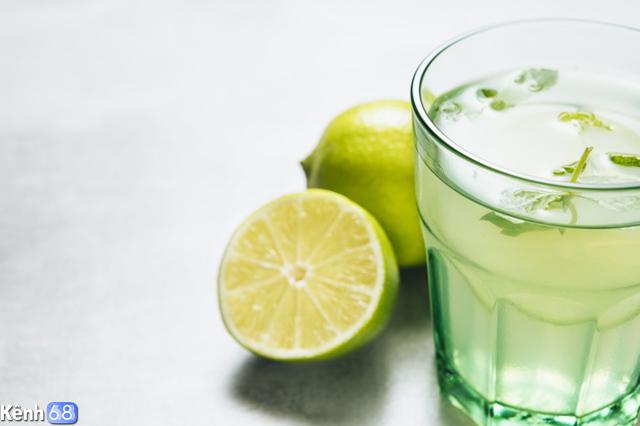 Chanh, cam, quýt là cách giải rượu đơn giản