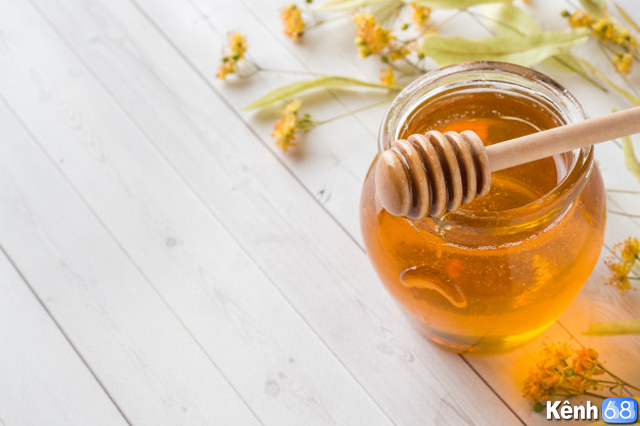 Cách giải rượu bằng mật ong