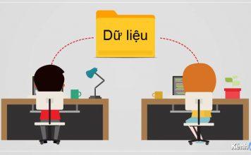 Cách truyền dữ liệu giữa 2 máy tính qua wifi chi tiết