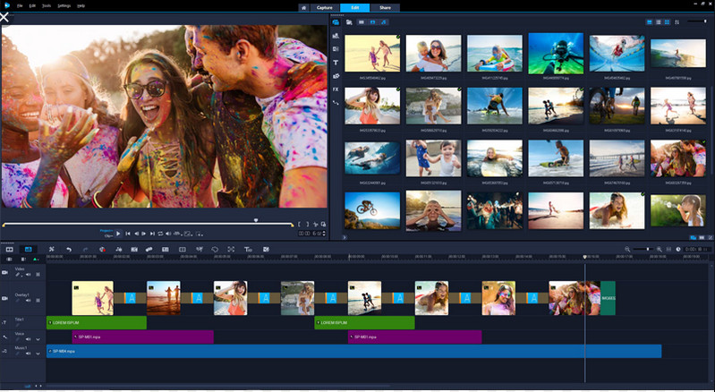 Phần mềm chỉnh sửa video Corel VideoStudio Pro